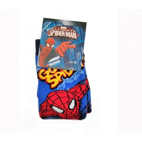 Παιδικές Κάλτσες Spiderman μπλε