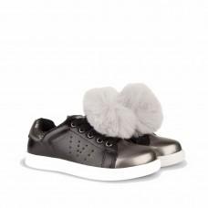 Παιδικά Αθλητικά Παπούτσια Conguitos II5 2113-Metalizado Negro
