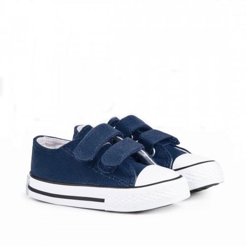 Παιδικά Πάνινα Παπούτσια Conguitos 14100-Marino