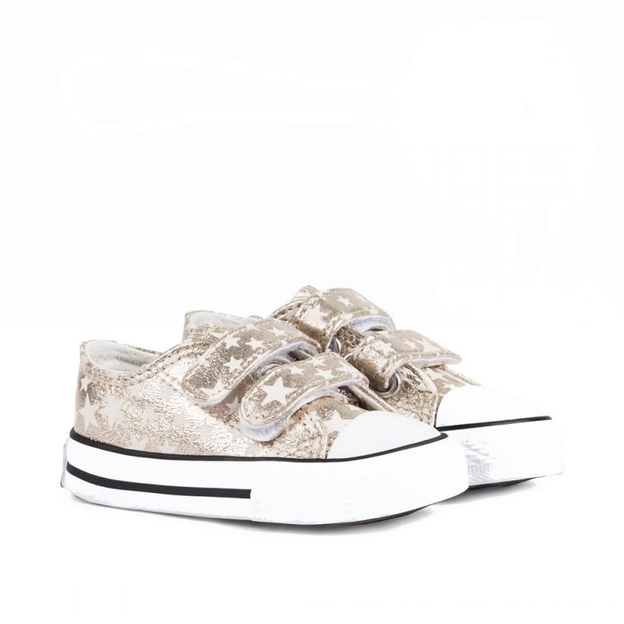 9fb9d5cc725 Παιδικά Παπούτσια Conguitos Estrallas Platino