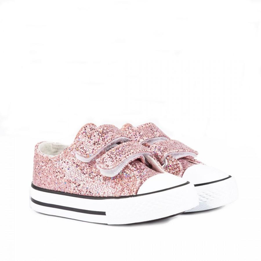 cc571b7af5 Παιδικά Παπούτσια Conguitos 14118- Glitter Rosa