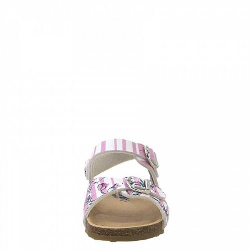 Παιδικά Πέδιλα IVS 14312- Flores rosa