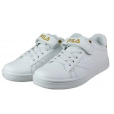 ΑΘλητικά Fila Tennis Classic 3LS91101-510-Λευκό/Χρυσό
