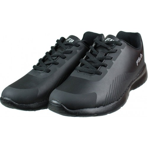 Fila Gs Memory Hunter Leather Black/Siver Αθλητικά 3AF93009-010