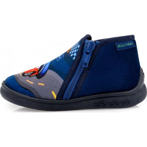 Παιδικό Παντοφλάκι Ανατομικό  Fast Dark Blue Παντόφλες  Fast Dark Blue