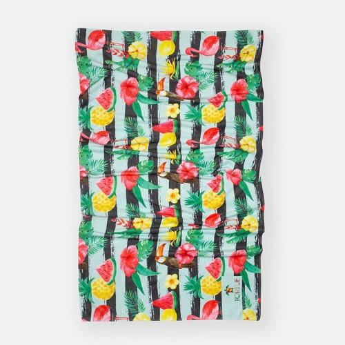 Πετσέτα Θαλάσσης Με Flamingo 70x140 εκ