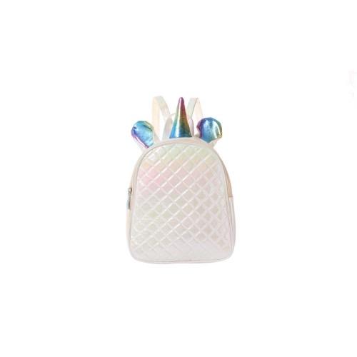 Τσάντα Πλάτης Unicorn-White