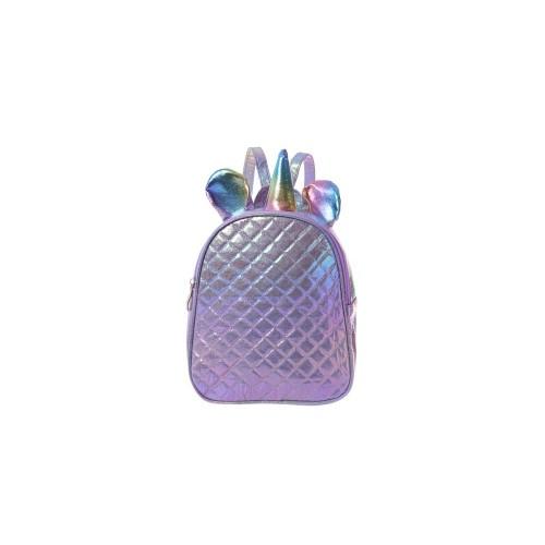 Τσάντα Πλάτης Unicorn-Lila