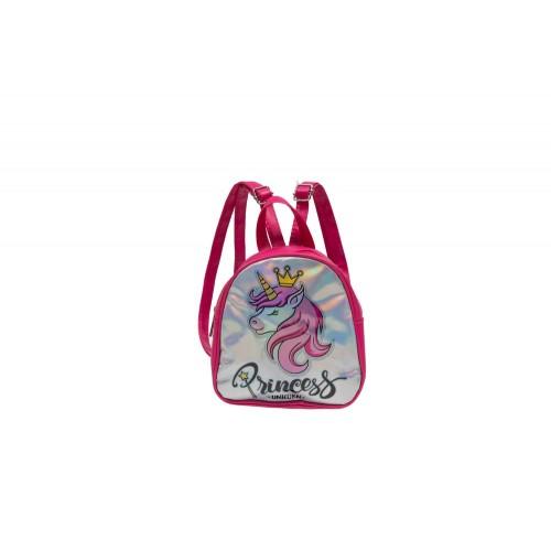 Παιδική Τσάντα Unicorn-Φούξια