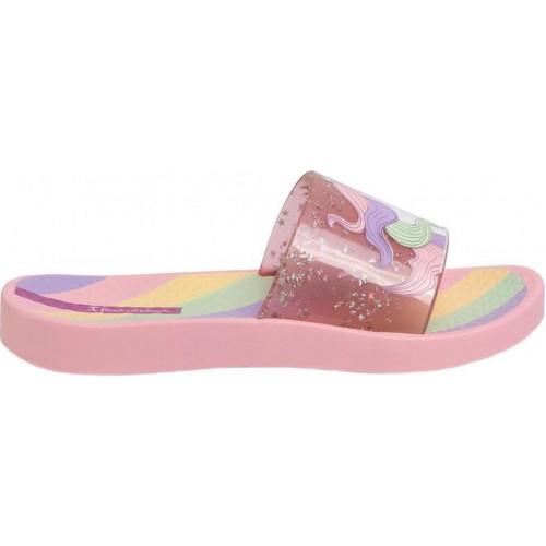 Σαγιονάρες Ipanema 780-20425 Unicorn -Pink Glitter Urban Slide Kids 26325