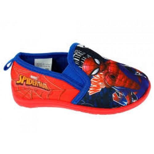 Παιδικές Παντόφλες Spiderman-Κόκκινο