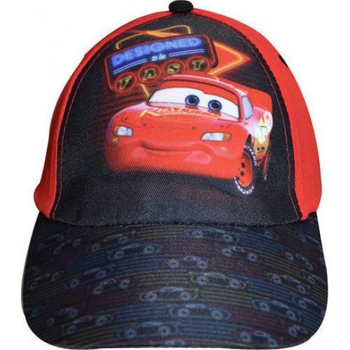 Καπέλο Τζόκευ  MCQUEENΚαπέλα Αγόρι D26073