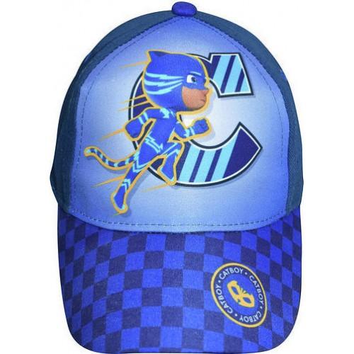 Καπέλο Τζόκευ PJ Masks  Catboy Καπέλα Αγόρι PJ01016