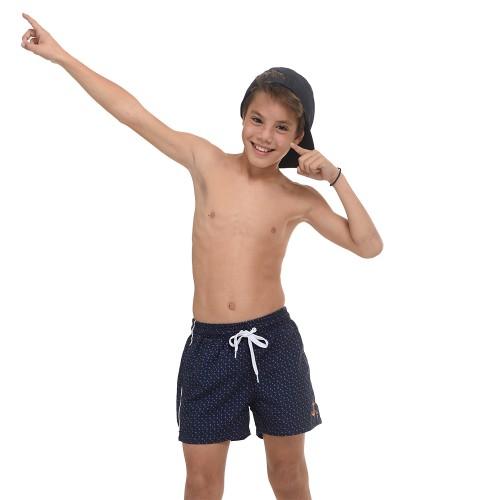 Παιδικό μαγιώ βερμούδα 57113-Μπλε