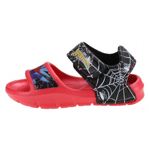 Παιδικά Πέδιλα Spiderman-Red