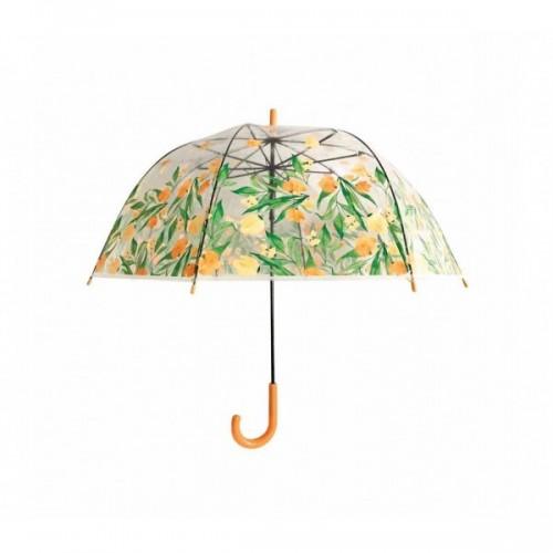 Ομπρέλα Trend Flowers Πορτοκαλί
