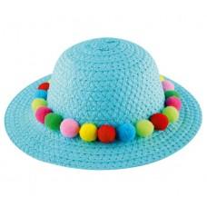 Παιδικό Καπέλο Τιρκουάζ