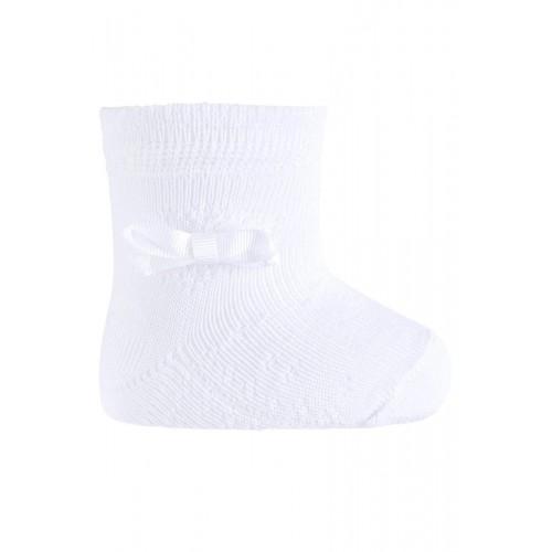 Βρεφικές Κάλτσες Punto Blanco -Λευκό