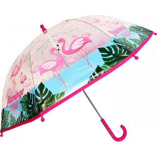Ομπρέλα Flamingo 45cm-Ροζ