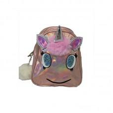 Παιδική Τσάντα Μονόκερος Σομόν