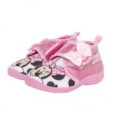 Παιδικά Παντοφλάκια MInnie Mouse -Ροζ