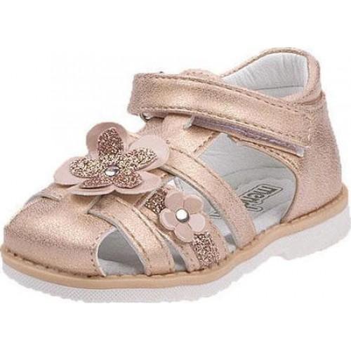 Παιδικά Πέδιλα Meridian 7494015 Pink Gold