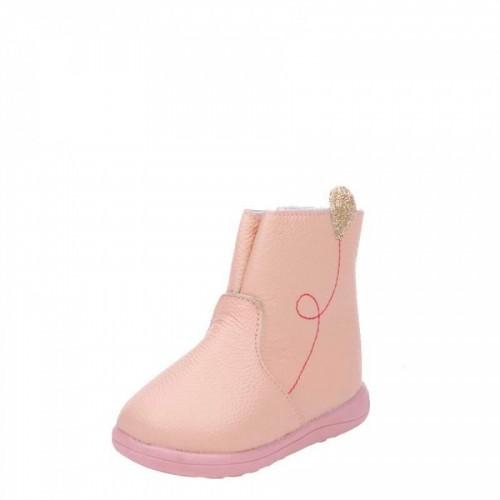 Παιδικά Μποτάκια Happy Bee  B182194 Pink