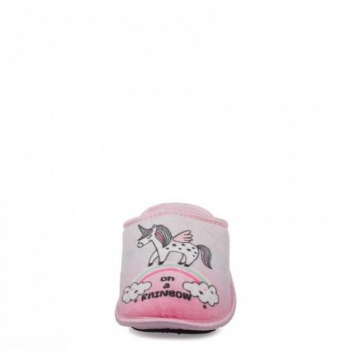 Παιδικές Παντόφλες Meridian B587003-Pink Παντόφλες B587003-Pink