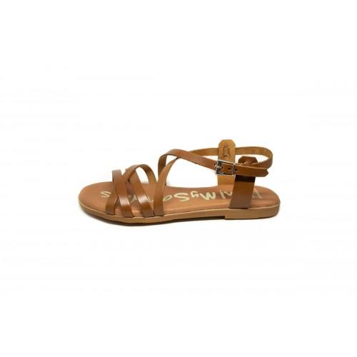 Πέδιλα Oh My Sandals 4801-Καφέ