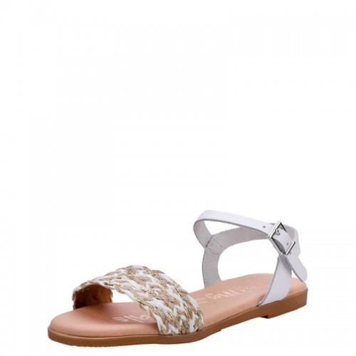 Παιδικά Πέδιλα Oh My Sandals 4908-Blanco