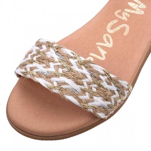 Παιδικά Πέδιλα Oh My Sandals 4908-Blanco Παιδικά Πέδιλα Oh My Sandals