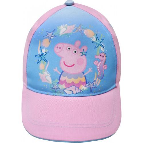 """Καπέλο """"Peppa Pig - Ροζ"""